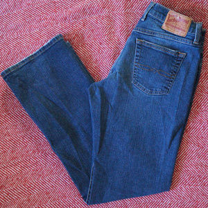 Lucky Brand Classic Fit Dungarees Womens Jeans 6